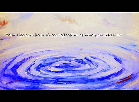 Amanda Dinan - Reflection