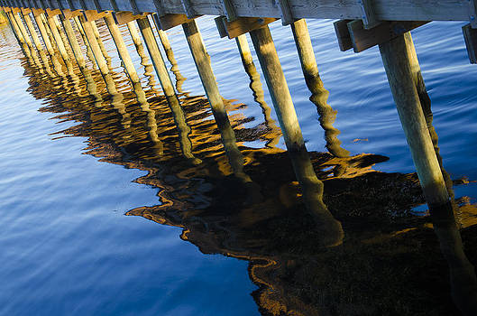 Reflection Bridge by Anna Azmitia
