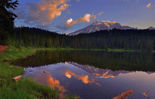 Paul Harret - Reflection Lake