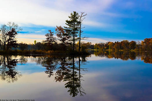Reflection by Michelle and John Ressler
