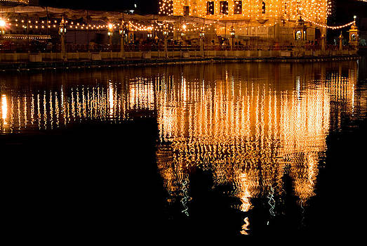 Devinder Sangha - Reflection of Golden Temple