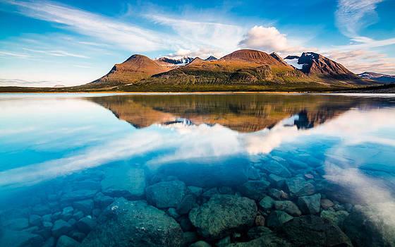The Reflection by Mikko Karjalainen