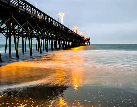 Terry Shoemaker - Reflection of the Pier