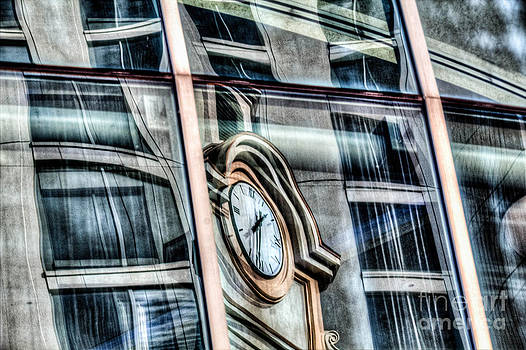 Reflection of Time by Jim Lepard