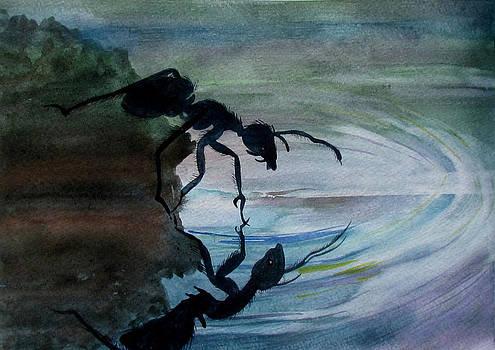 Susan Duxter - Reflection