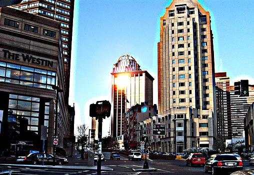 Marcello Cicchini - Reflections about Boston