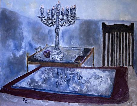 Reflections by Aleezah Selinger