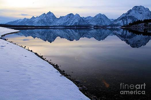 Adam Jewell - Reflections In Jackson Lake