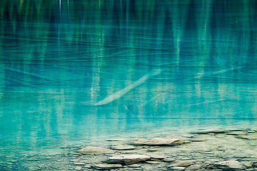 John McArthur - Reflections in Teal