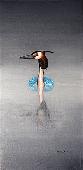 Reflections number one by Robert Crooker