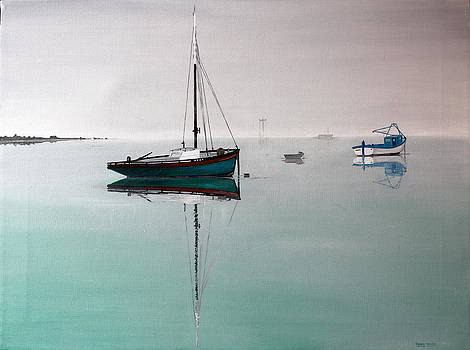 Reflections number seven by Robert Crooker