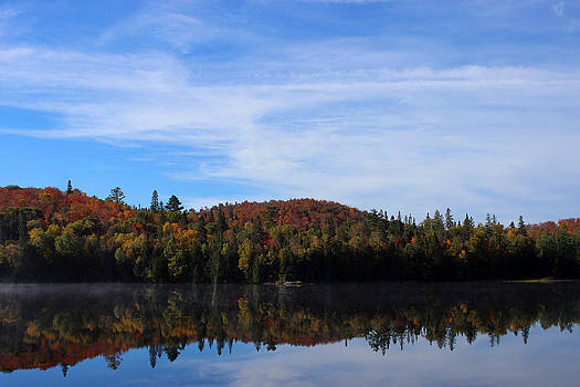 Reflections of Autumn by Rob Merriam