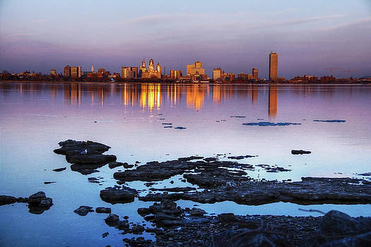 Reflections of Buffalo by Gary Campbell