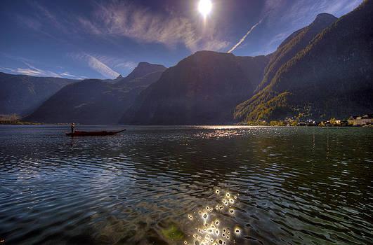 Matt Swinden - Reflections of Hallstatter See IX