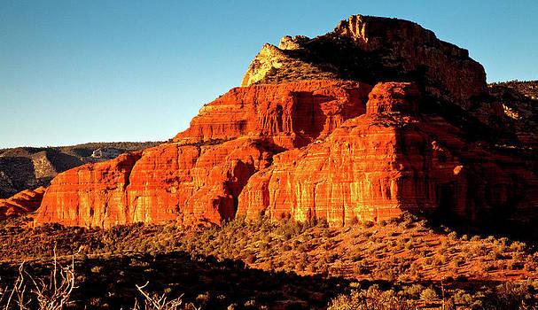 Gilbert Artiaga - Desert Reflections At Sunset