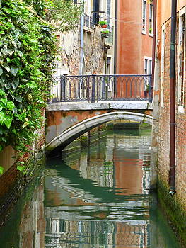 Bishopston Fine Art - Reflections of Venice