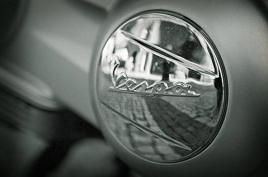 Reflections of Vespa by Tony Santo