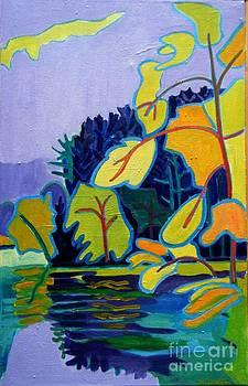 Reflections on the Nashua River by Debra Bretton Robinson