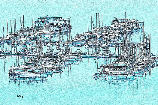 Patrick Witz - Reflective Blue