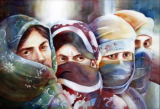 Refugees by Judith Hallbeck Meyeraan