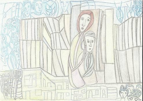 Refugiados by Marina De Bonis