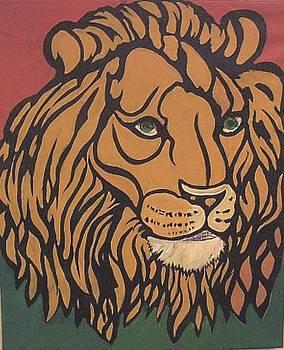Regalist IS LION by Kalikata MBula