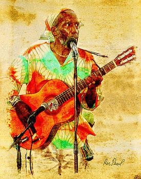 Reggae Rhythm by Ron Pearl