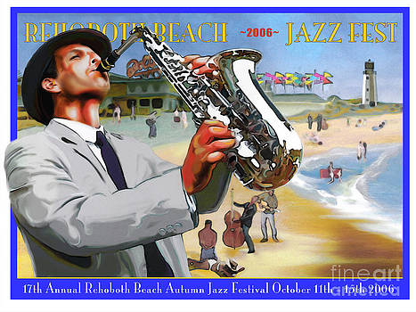 Rehoboth Beach Jazz Fest 2006 by Mike Massengale