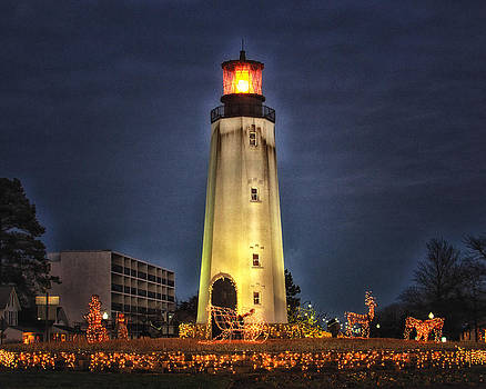 Bill Swartwout Fine Art Photography - Rehoboth Circle Christmas