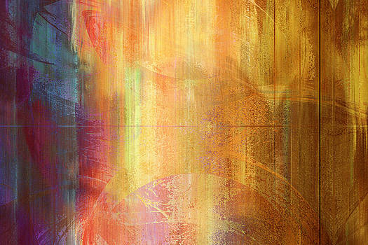 Reigning Light - Abstract Art by Jaison Cianelli
