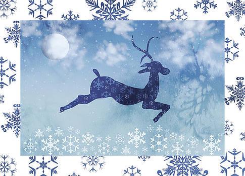 Reindeer by Tara Sullivan
