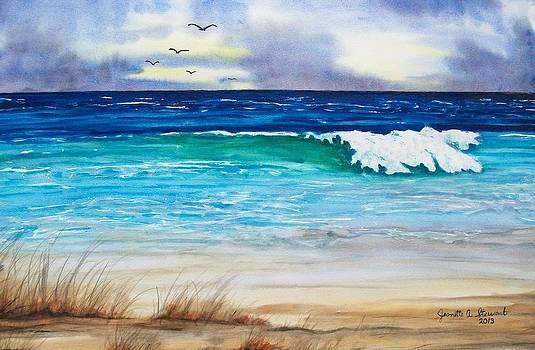 Relax by Jeanette Stewart