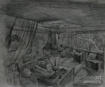Relaxation 2 by Victoria  Tekhtilova