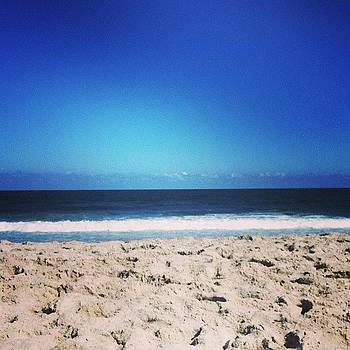 #relaxing In #lbi On This Beautiful Day by Matthew Tarro
