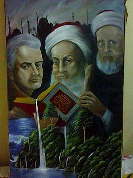 Religion by Tamer Elsamahy