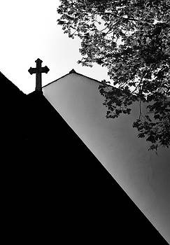 Religious Rooftop by Neil Buchan-Grant