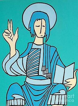 Religious  by Thomas Valentine
