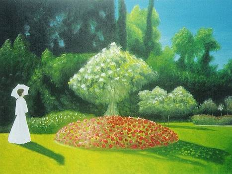 Remade - Camile Monet by Wagner Chaves