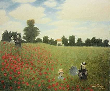 Remade - Monet Art by Wagner Chaves