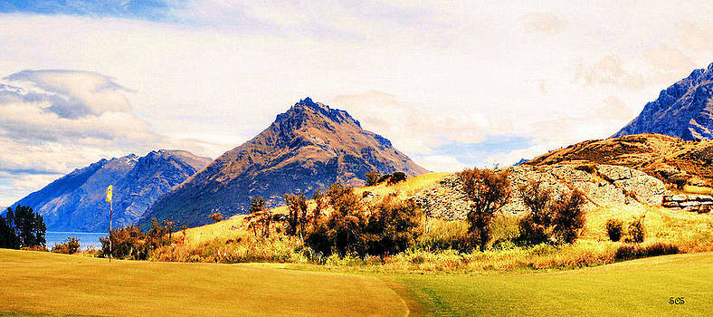 Remarkable 16th Jack's Point by Stan Sutherland