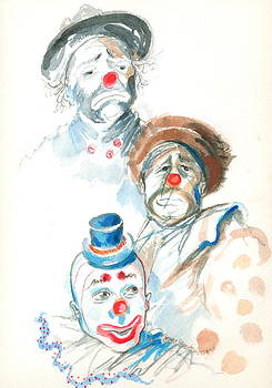 Remember the Clowns by Mary Armstrong