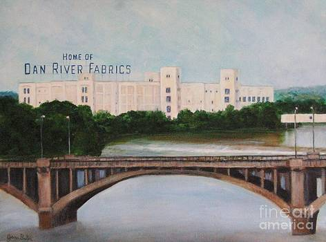 Remembering Dan River Mills by Jana Baker