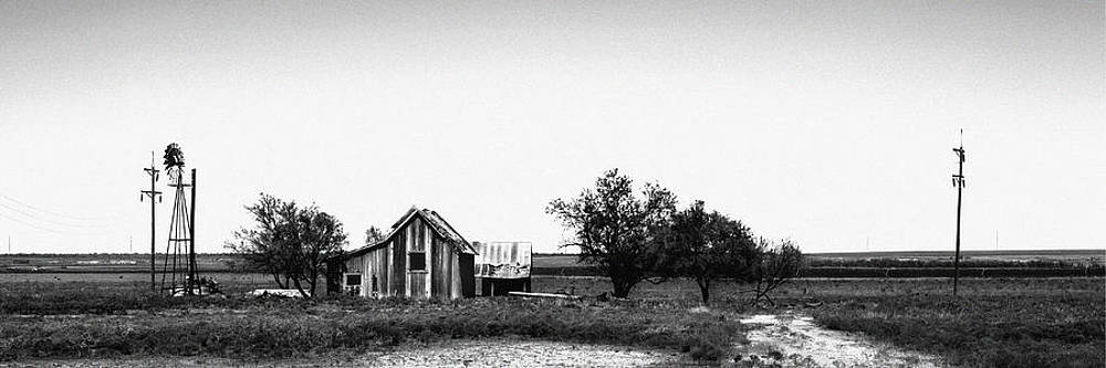 Remnants of the Dust Bowl by Lon Casler Bixby
