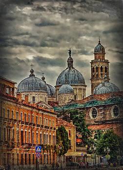 Renaissance Domes by Hanny Heim