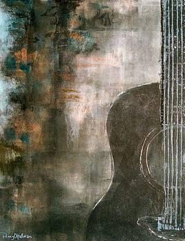 Renaissance Guitar 1 by Penny OHalloran
