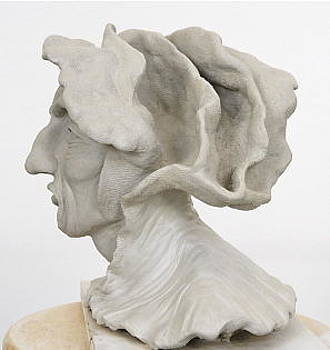 Renaissance Man Side View by Ruth Edward Anderson
