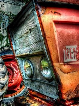 Alexander Drum - Renault Tractor