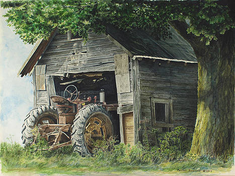Repairs needed by Marshall Bannister
