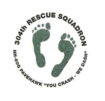 304th Rescue Squadron by Julio Lopez