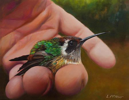 Rescued Hum by Loretta McNair